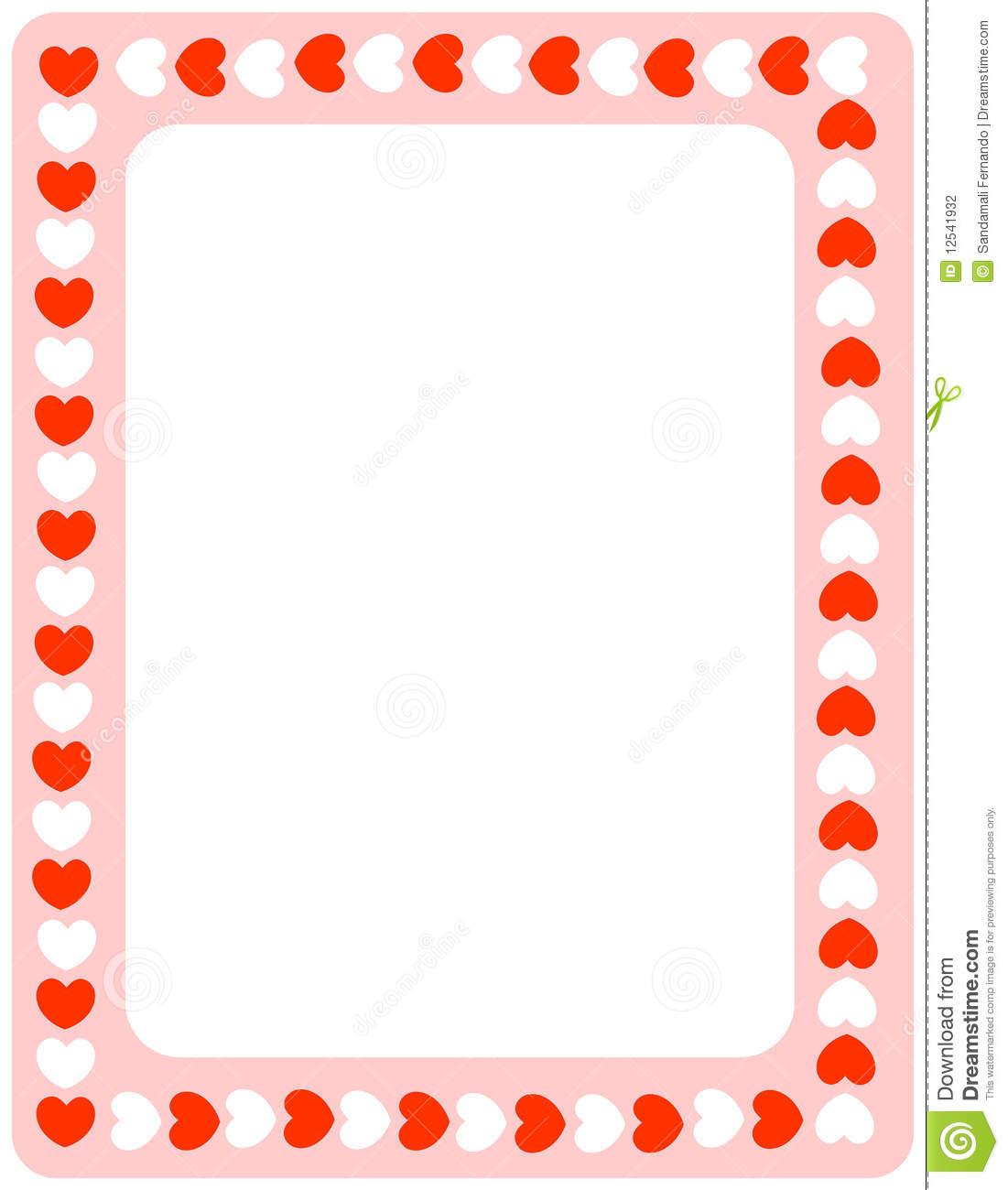 Clip Art Valentines Day Borders Clip Art valentine border clipart kid heart red hearts valentines day