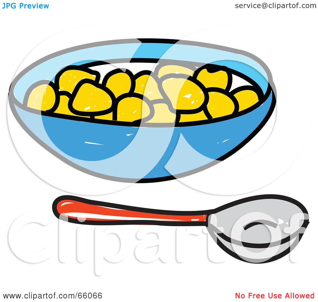 Art Cereal Box Clip Art Cereal Bowl Clip Art Rice Clip Art Oatmeal ...