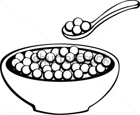 Cereal Bowl Clipart Cereal Bowl Wi