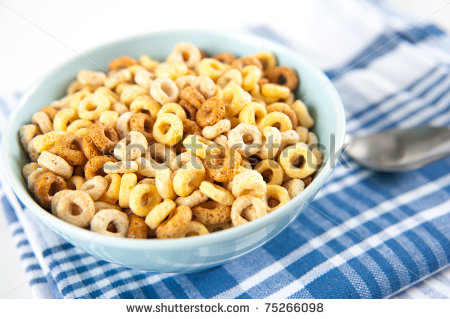 Cereal Bowl Clipart Cheerios Cereal Bowl Clipart