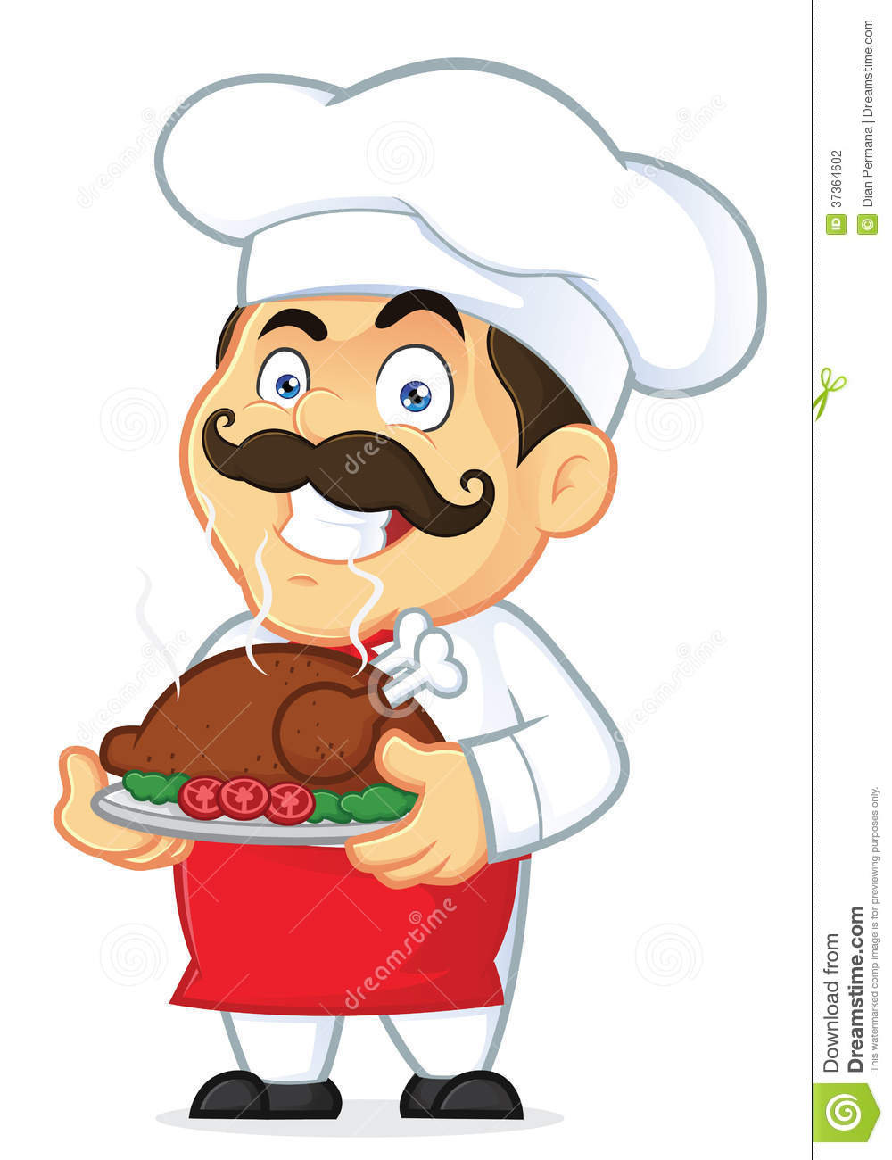 clipart chicken cooked - photo #14