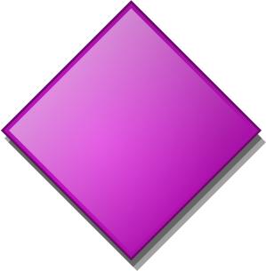 Diamond Shape Clipart - Clipart Kid