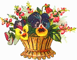 Find Clipart Baskets And Bouquets Clipart Image 12 Of 30