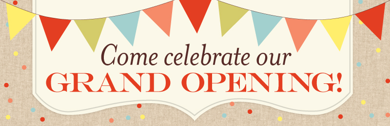 Grand Opening Sign Clipart - Clipart Suggest