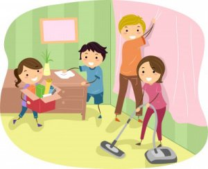 How To Make Tidying Fun For Kids