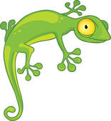 Lizard Clipart And Illustrations