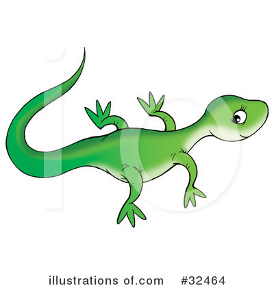 Lizard Clipart   Animalgals