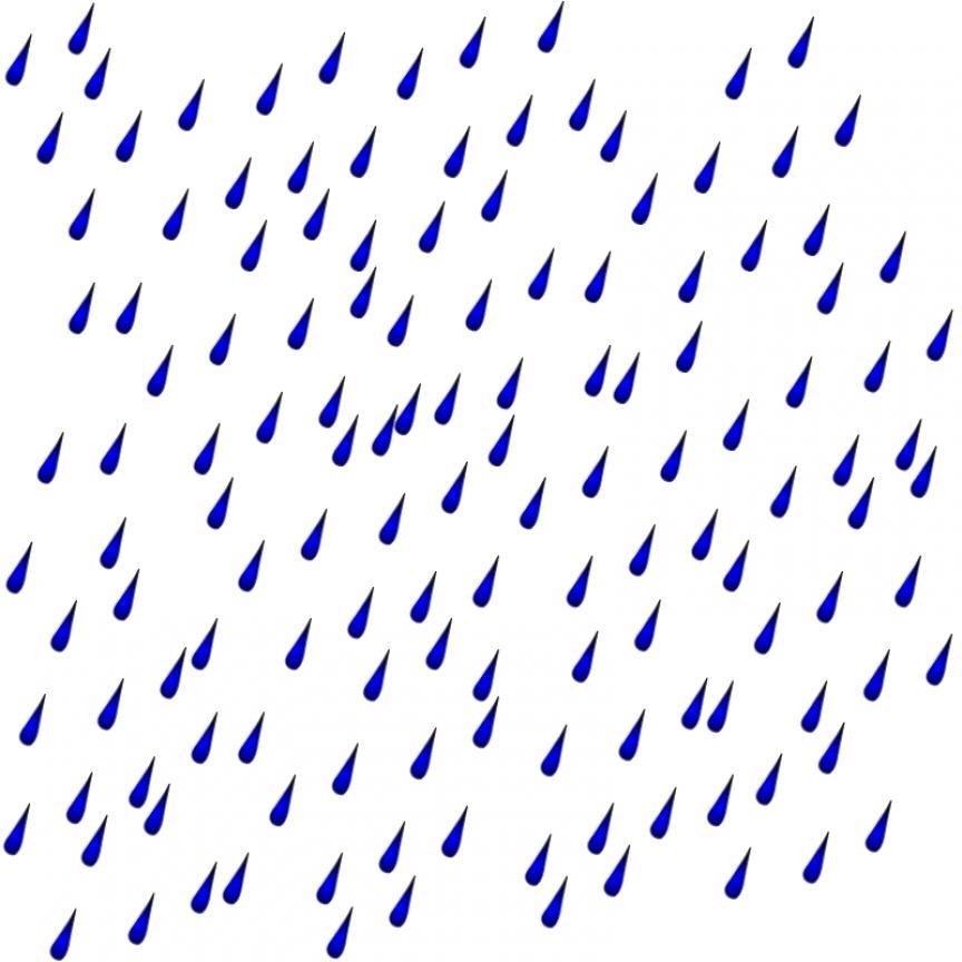 Rain Clipart - Clipart Kid