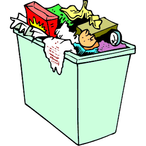 Clip Art Trash Clip Art trash can clipart kid cliparts of free download wmf eps emf