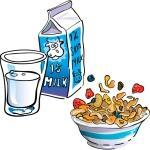 Healthy Breakfast Clipart
