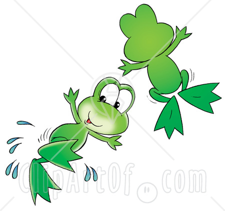Leaping Frog   Clipart Panda   Free Clipart Images