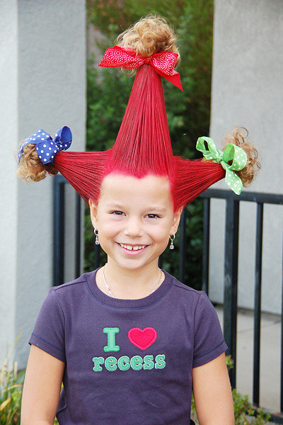 This Could Be The Definition Of Crazy Hair  I Love It