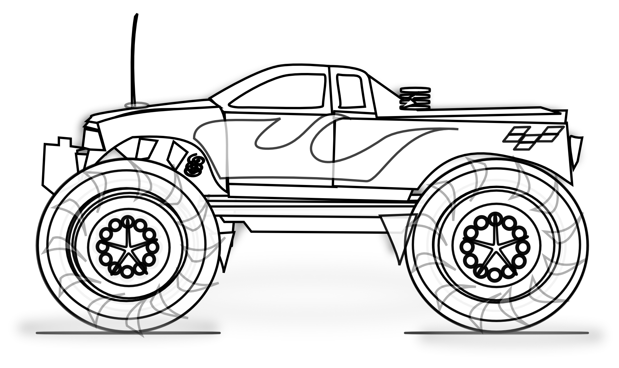 Clip Art Simple Car Coloring Pages simple car coloring pages only 2avbwz clipart kid pages