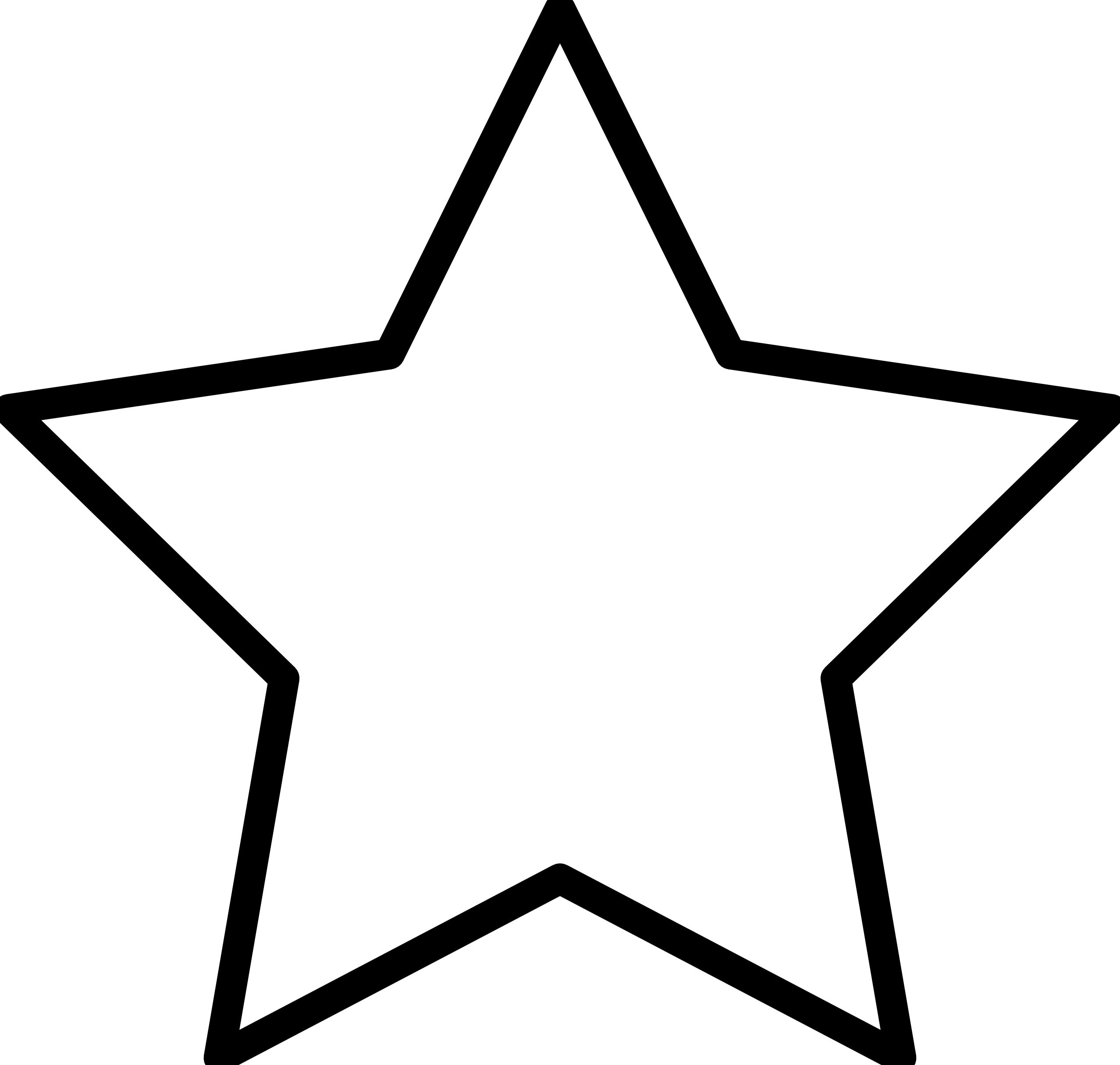 Star Clip Art Black And White