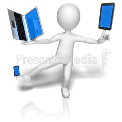 Technology   Great Clipart For Presentations   Www Presentermedia Com