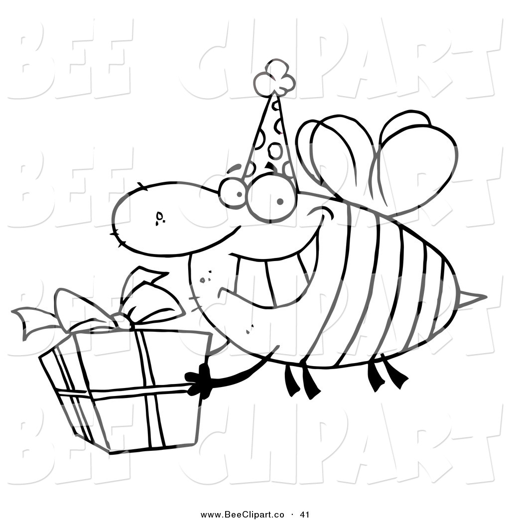 Awesome Clipart For Educators Birthday Coloring Pages Pictures