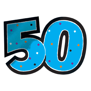 50th birthday balloons clipart clipart kid