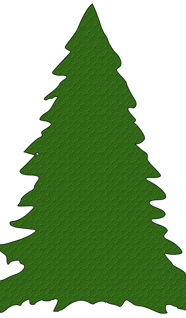 Clip Art Christmas Tree Outline Christmas Tree Outline Clipart Best