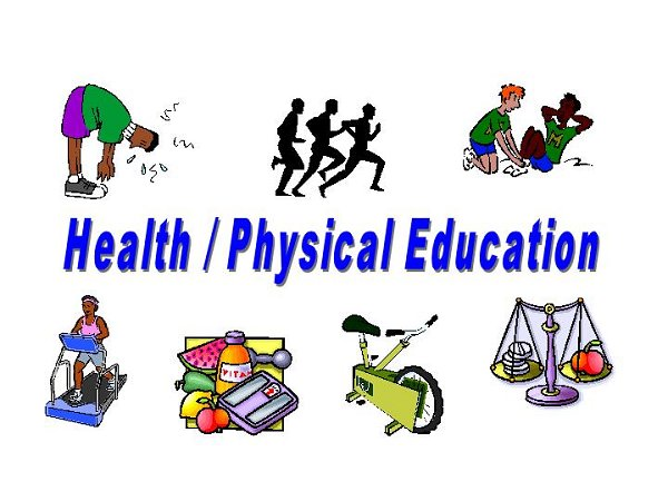 Health   Physical Education   Welcome