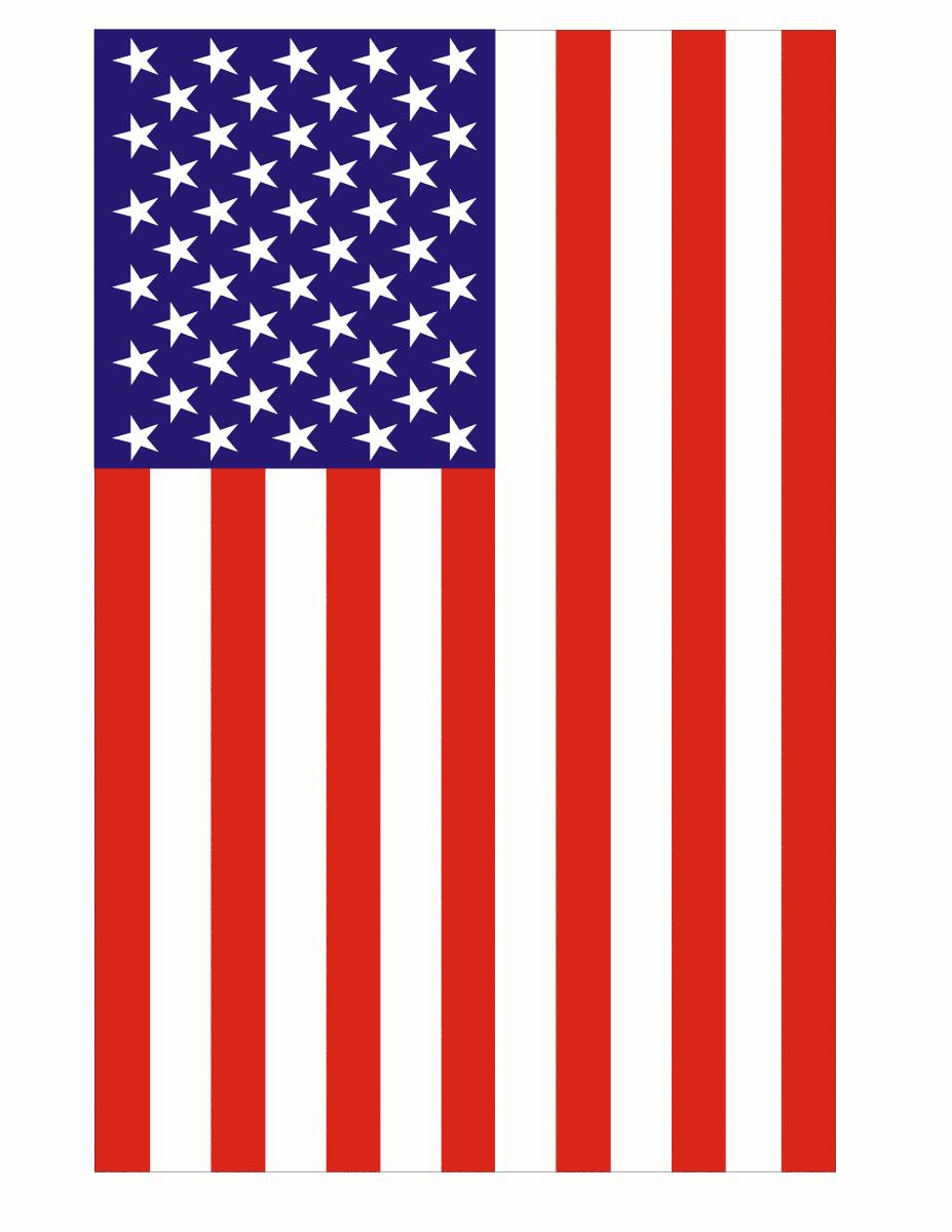 Bildergebnis für american flag vertical
