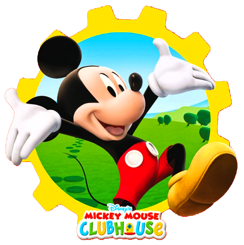 Mickey Mouse Clubhouse Clipart   Cliparthut   Free Clipart