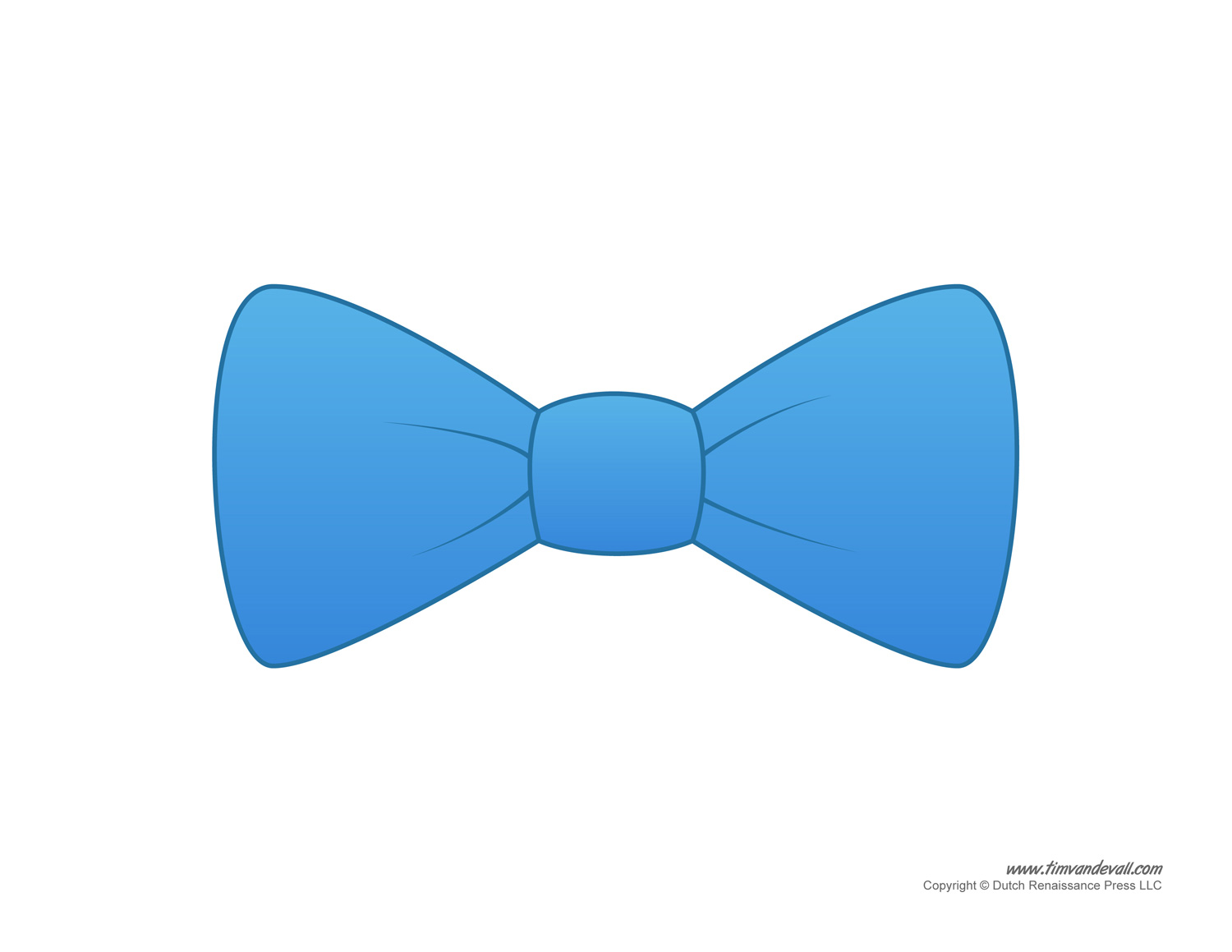 Paper Bow Tie Templates   Bow Tie Printables