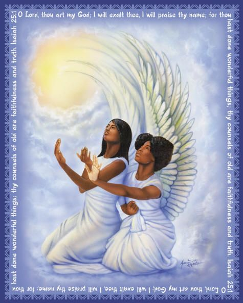 African American Angel Images   African American Angels Index Of