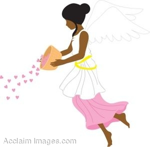 African American Angels Clip Art   Get Domain Pictures   Getdomainvids