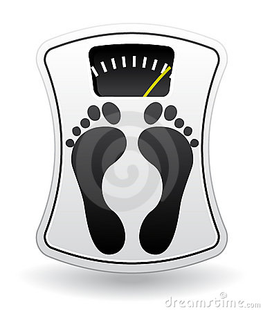 Human Weight Scale Clip Art