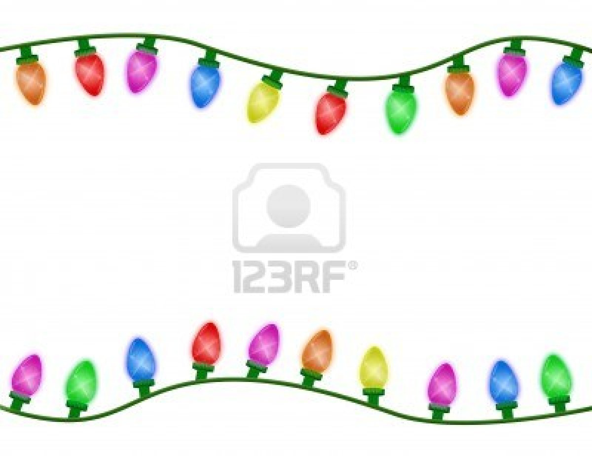Holiday Animated Lights Clipart - Clipart Kid