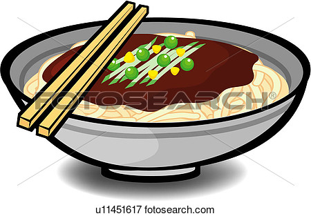 Clip Art Of Chinese Cuisine Noodle Chinese Food Cuisine Food