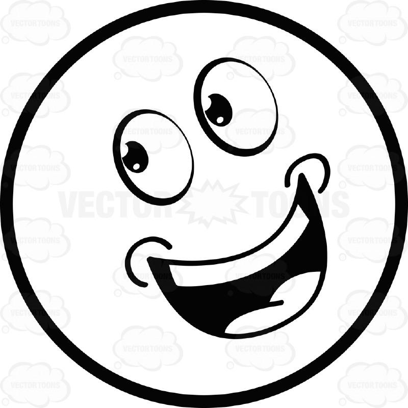 Happy Emoji Clipart - Clipart Kid