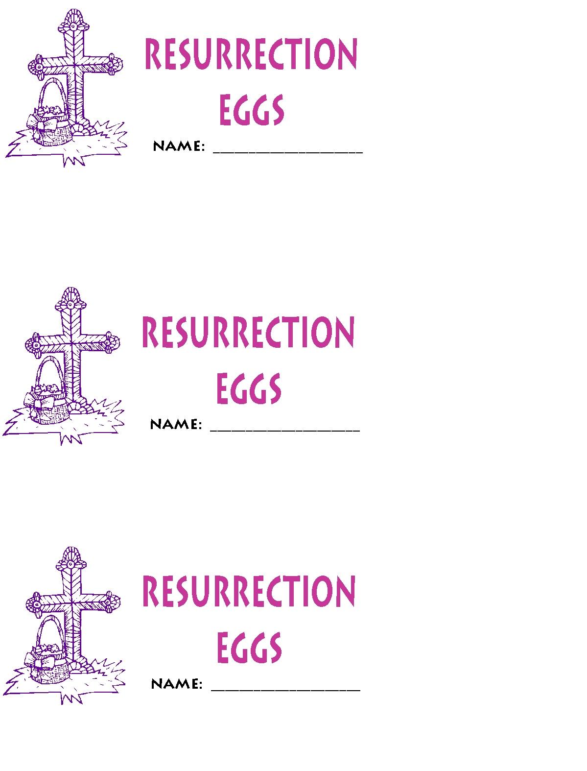 Egg-carton Resurrection Clipart - Clipart Kid