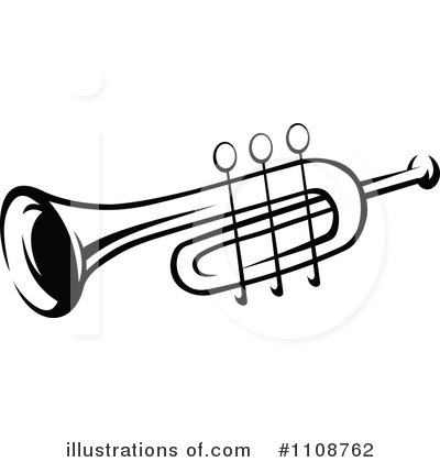 Illustrationsof Comroyalty Free  Rf  Trumpet