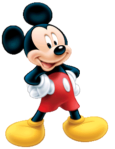 Mickey Mouse Clubhouse Black And White Clipart Mickey Mouse Clipart 1