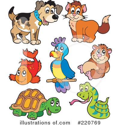 Clip Art Pet Clipart christmas pet clipart kid pets 220769 illustration by visekart