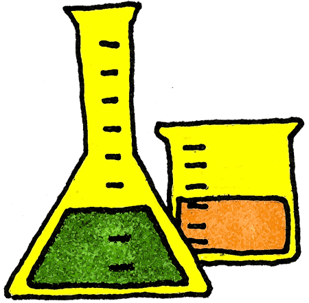 Science Experiment Clipart - Clipart Kid