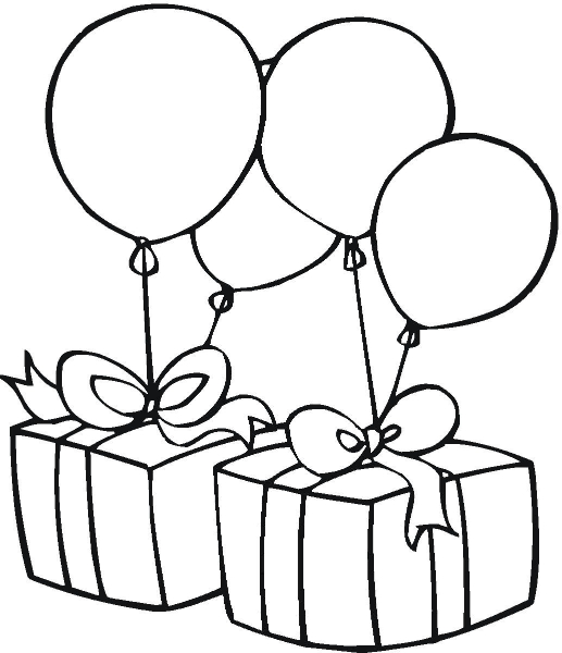 Birthday Clip Art Black And White With Quotes   Cake For Happy