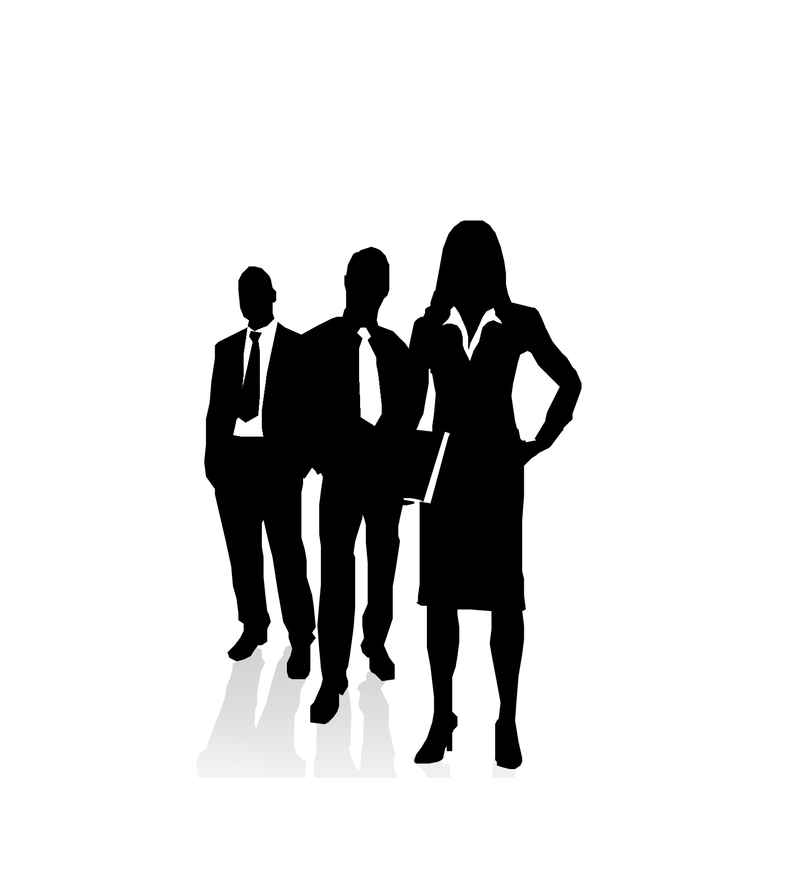Business Person Silhouette   Clipart Panda   Free Clipart Images