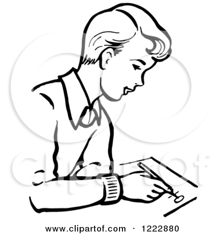 boy writing clipart image search results auto design tech