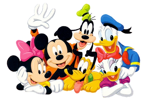 Mickey Mouse And Friends Clipart   Clipart Panda   Free Clipart Images