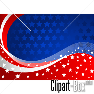 American Flag Background Clipart - Clipart Kid