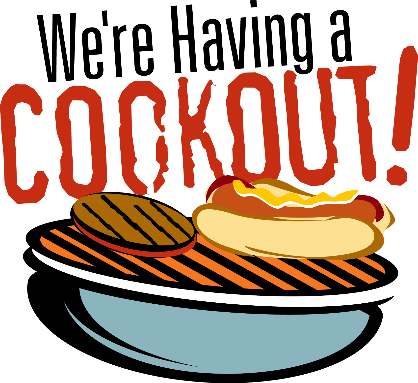 12 Cook Out Clip Art Free Cliparts That You Can Download To You