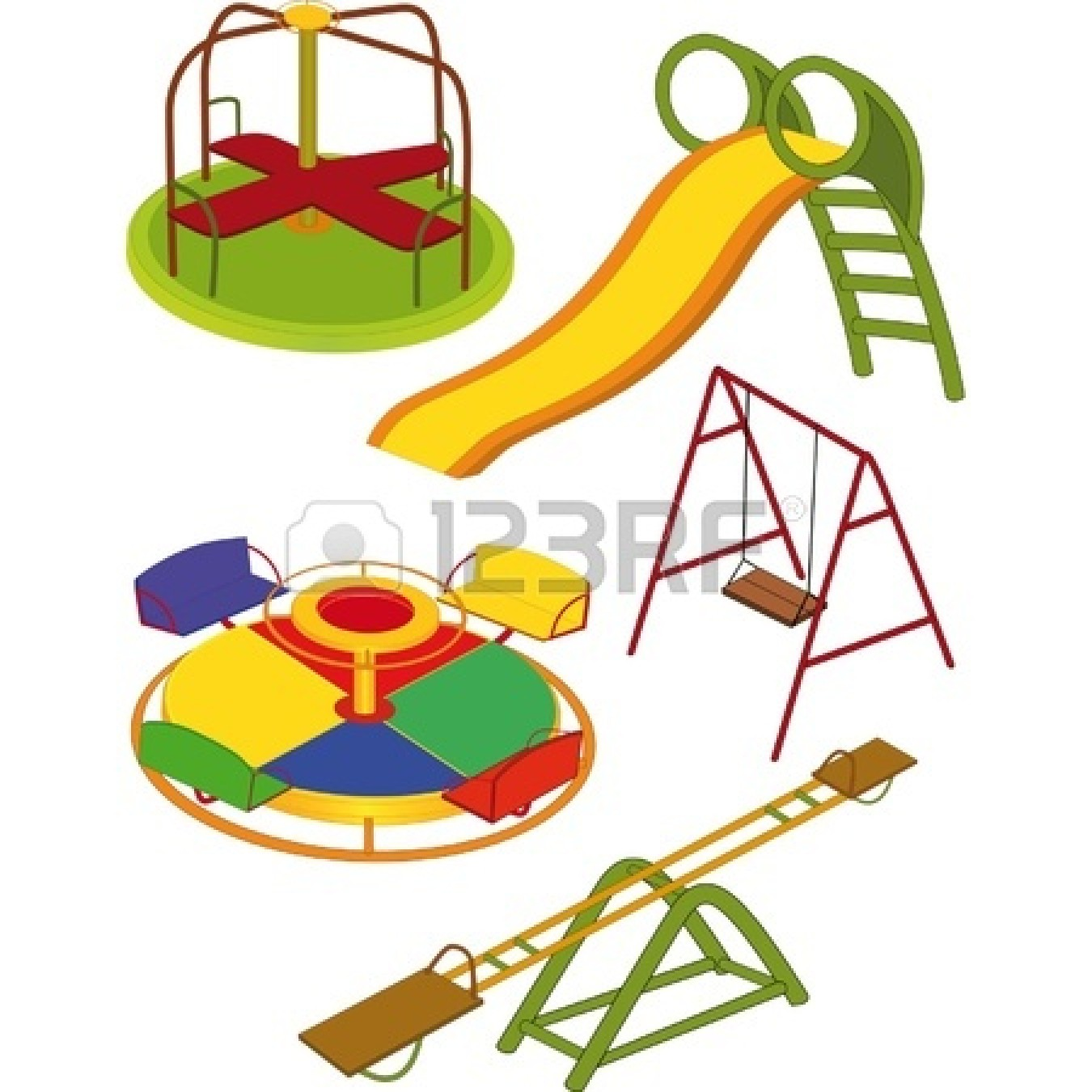 Playground swing set clipart suggest