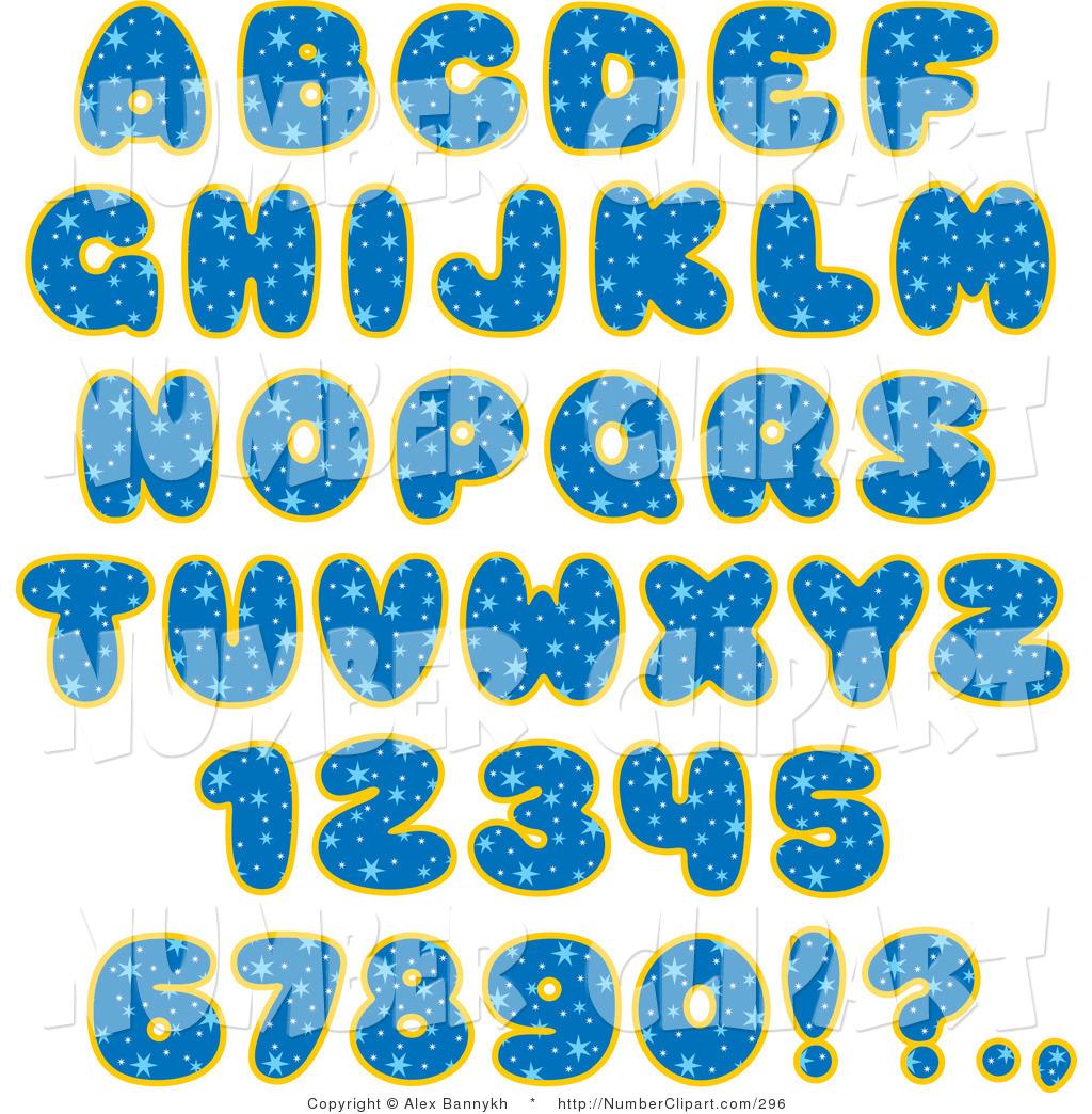 alphabet letters clip art clipart