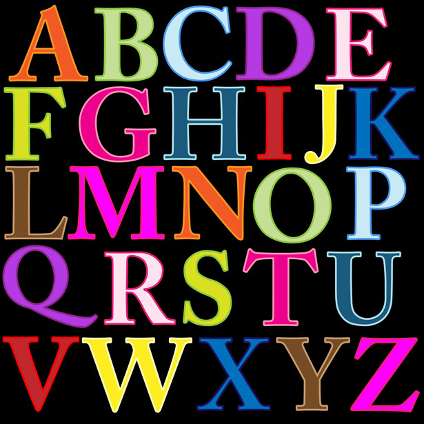 Image Result For Block Letters For Wall Decor