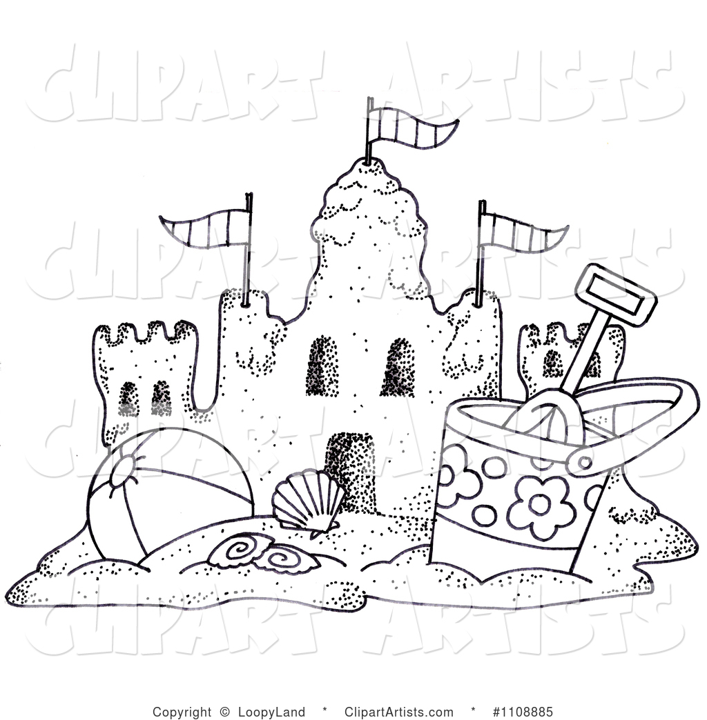 summer fun black and white clipart clipart suggest