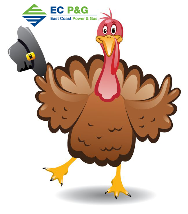 Happy Thanksgiving From East Coast   East Coast Energy Group