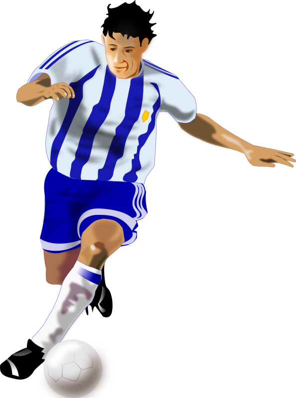 Https   Openclipart Org Image 800px Svg To Png 3754 Sam Uy Futbolista