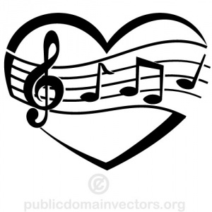 Music Notes Clipart Black And White   Clipart Panda   Free Clipart